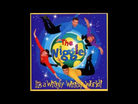 The Wiggles-Let's Go (We're Driving In The Big Red Car)