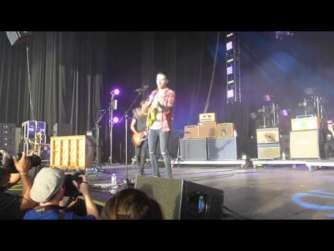 Dashboard Confessional - The Good Fight (Houston 07.02.15) HD