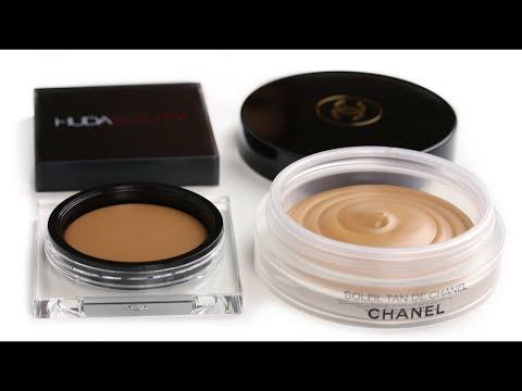 Chanel Soleil Tan de Chanel VS Huda Beauty Tantour | THE MAKEUP BREAKUP