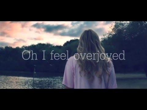 """Overjoyed"" - BASTILLE  [LYRICS]"