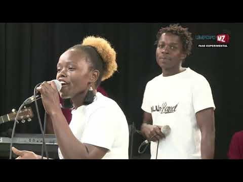 ALu Band ft Lurdina - Salanine (Live on TV Limpopo)