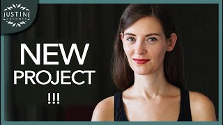 New fashion collection: inspiration & sketching - episode 1 ǀ #ProjectRacine ǀ Justine Leconte