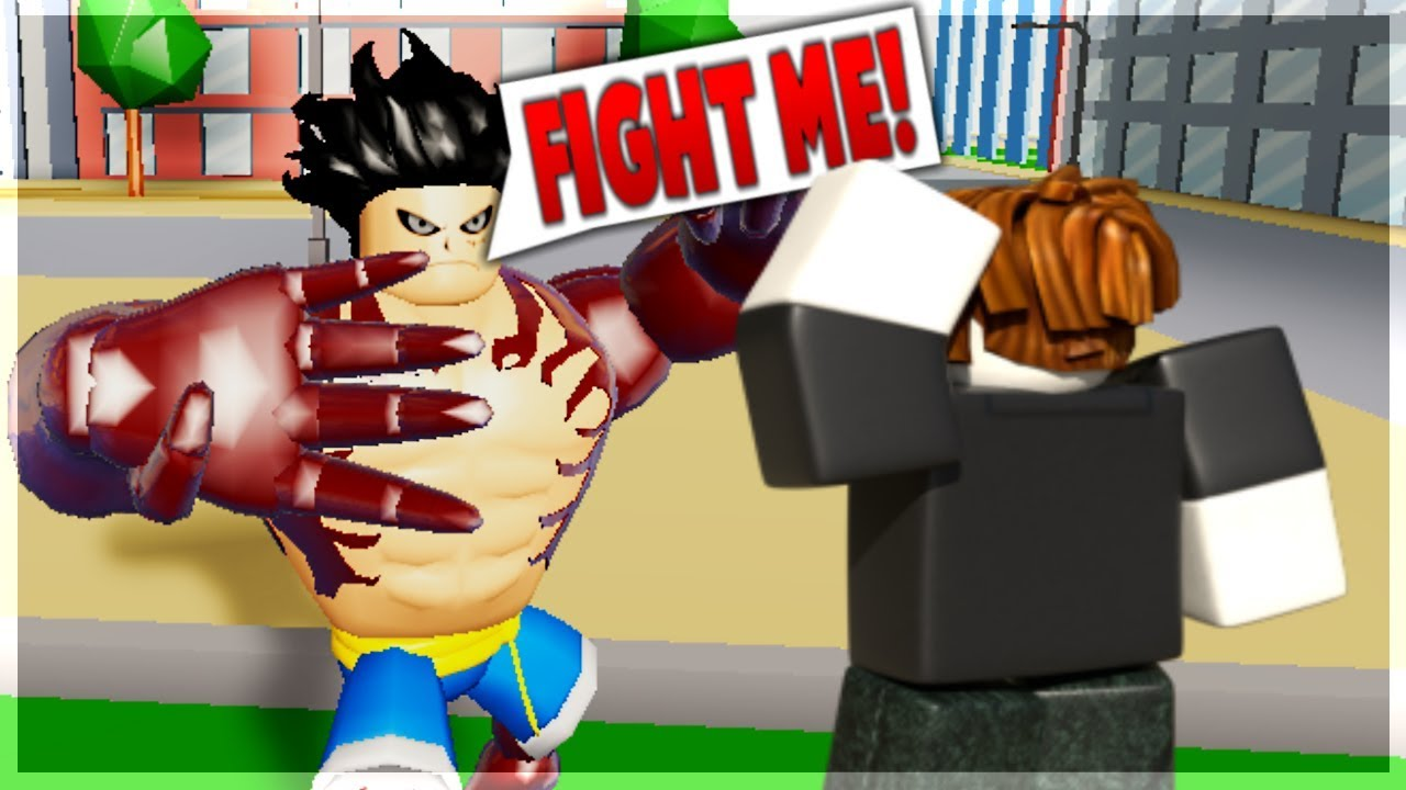 Roblox Anime Fighting Simulator All Training Locations Real - Gear Fourth Disguise Trolling Funny Moments Anime Fighting