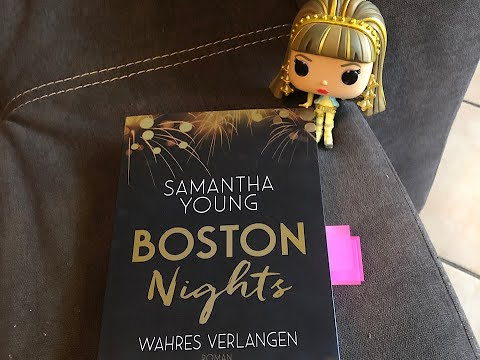 Boston Nights - Wahres Verlangen YouTube Hörbuch Trailer auf Deutsch