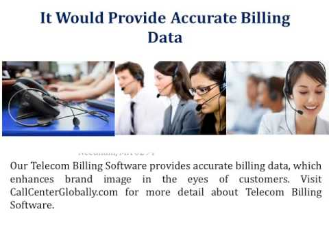 Magnificence Role of Telecom Billing Software