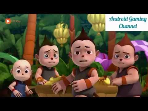 Trò chơi ma thuật tập 1   oki trên núi khỉ và hỡi lửa hãy bốc cháy   phim hoạt hình 2017