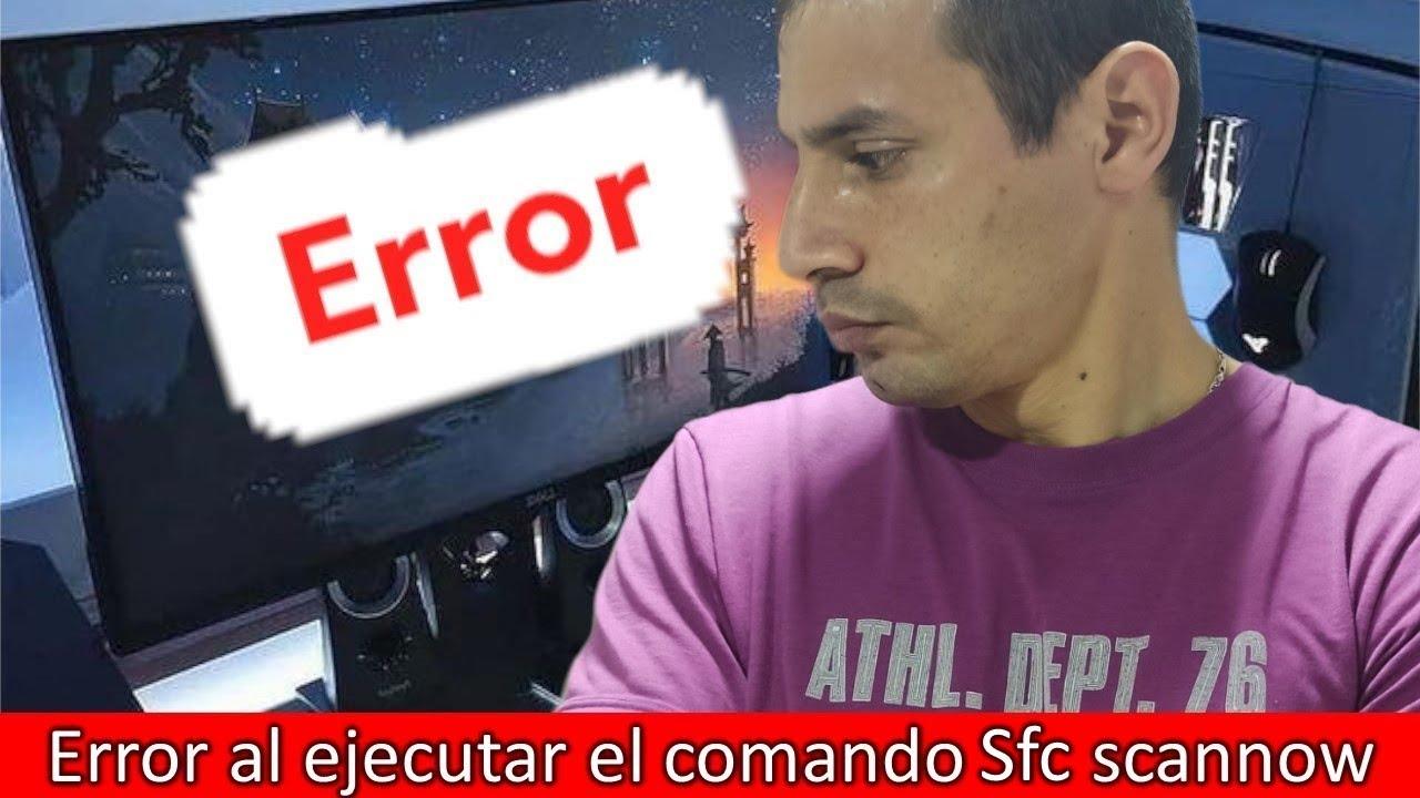 😱 Windows encontró archivos dañados pero algunos no se pudieron reparar /SFC scannow (2021)