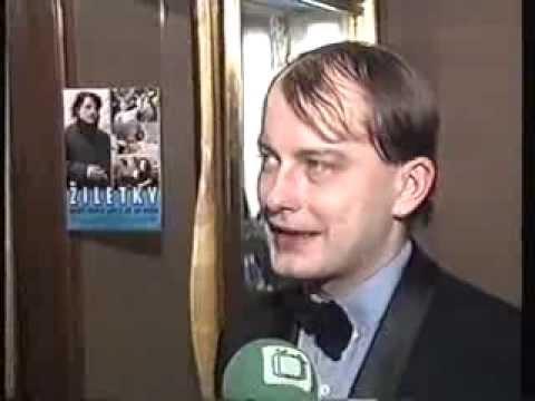 Žiletky - premiéra filmu - únor 1994