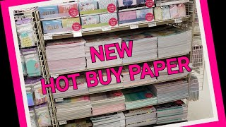 💖 NEW HOT BUY PAPER AT MICHAELS HAUL 💖