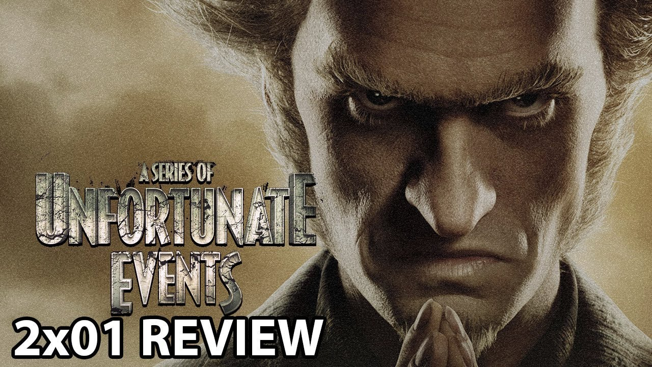Download A Series of Unfortunate Events Season 2 Episode 1 'The Austere Academy: Part One' Review