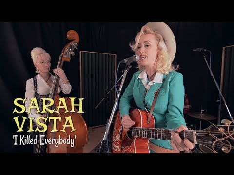 'I Killed Everybody' Sarah Vista (bopflix sessions) BOPFLIX Mp3