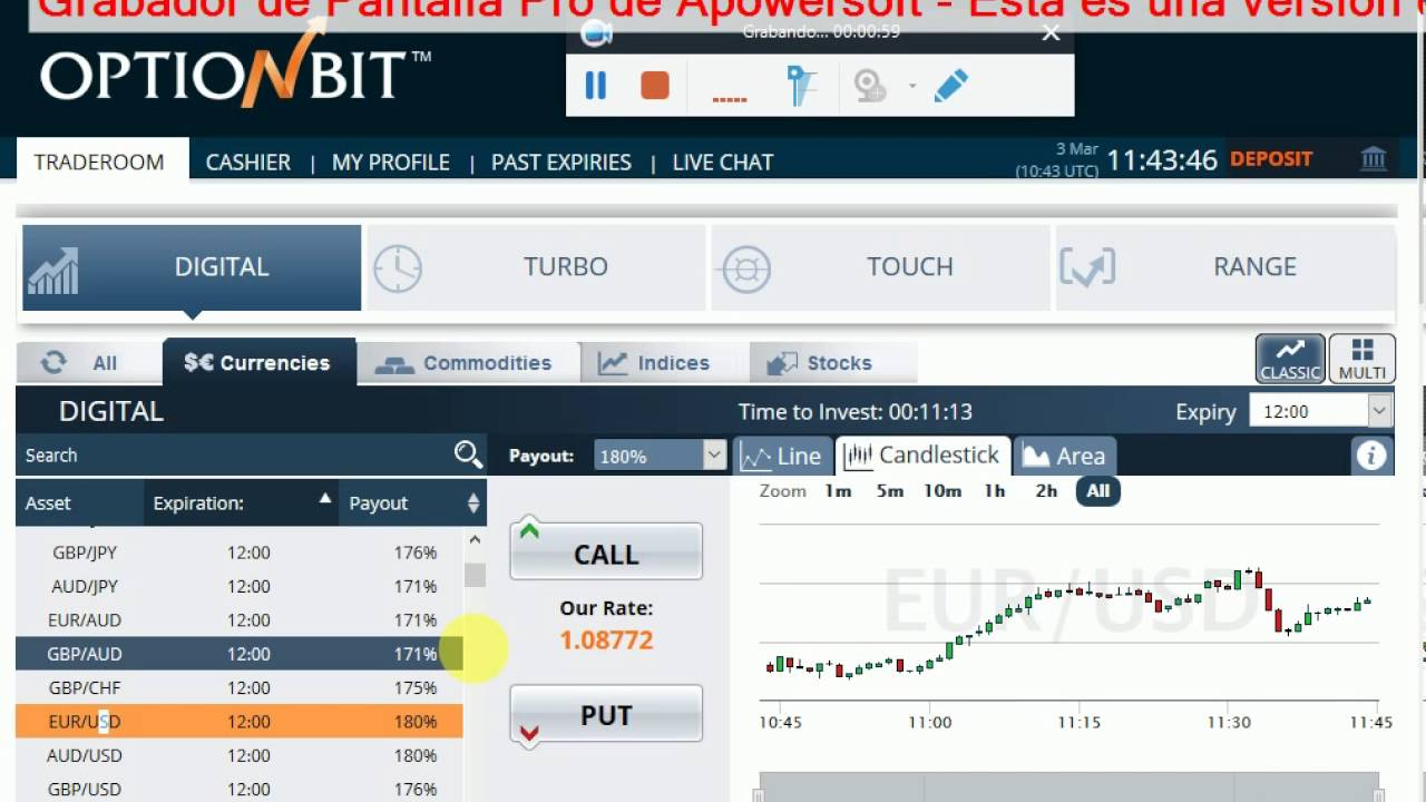 Trading 01 binary option free download