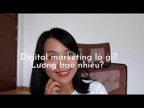 Digital Marketing là gì? Lương bao nhiêu? Học xong làm gì? | From a Digital Marketing Manager