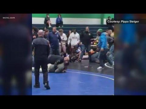 Bob and the Showgram - [WATCH] North Carolina Parent Attacks Teenage Wrestler During A Match!