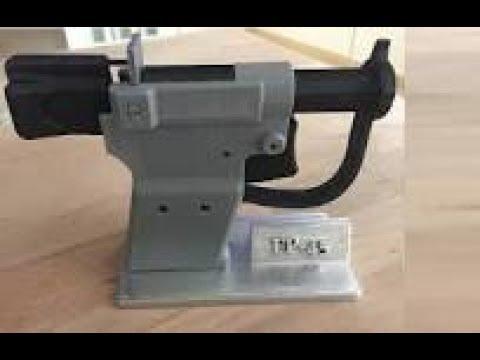 AT4 FP45 Deer Liberator  single use  disposable single shot , zink pistol,  vending machine