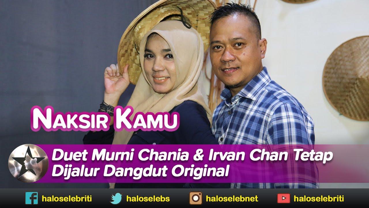 Naksir Kamu, Duet Murni Chania dan Irvan Chan Tetap Usung Dangdut Original | Halo Selebriti