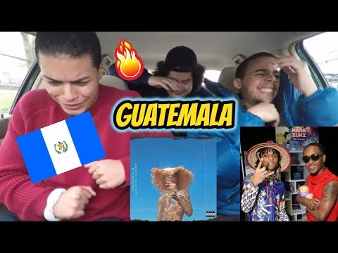 Swae Lee, Slim Jxmmi, Rae Sremmurd - GUATEMALA (REACTION REVIEW)