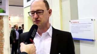 Jens Engel, Produktmanager bei der Remmers Baustofftechnik, spricht über iQ-Therm