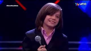 Erick Elian - Semifinal La Voz Kids