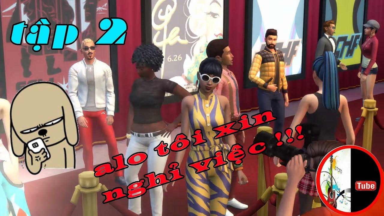 The sims 4 MÙA 3 NGOẠI TRUYỆN 2 TÔI GIẢ TỪ GIỚI SHOWBIG !!!_RED APOLLO GAMER
