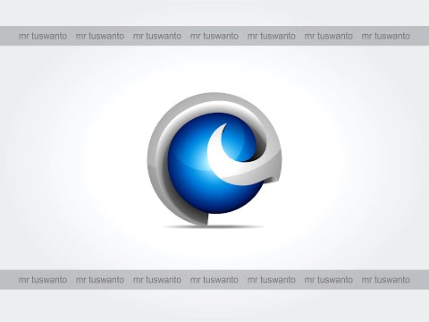 Tutorial Logo 3D dengan Corel Draw X7 untuk Beginner Part-1.
