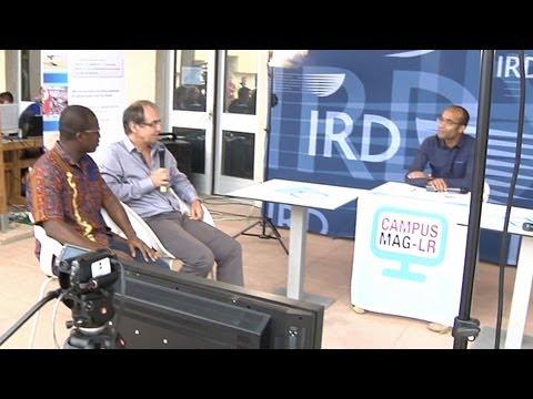 CMag-LR: émission à l'IRD Montpellier