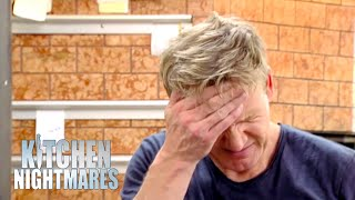 Restaurant Owner Thinks You Can't Make Fresh Meatballs Everyday | Kitchen Nightmares