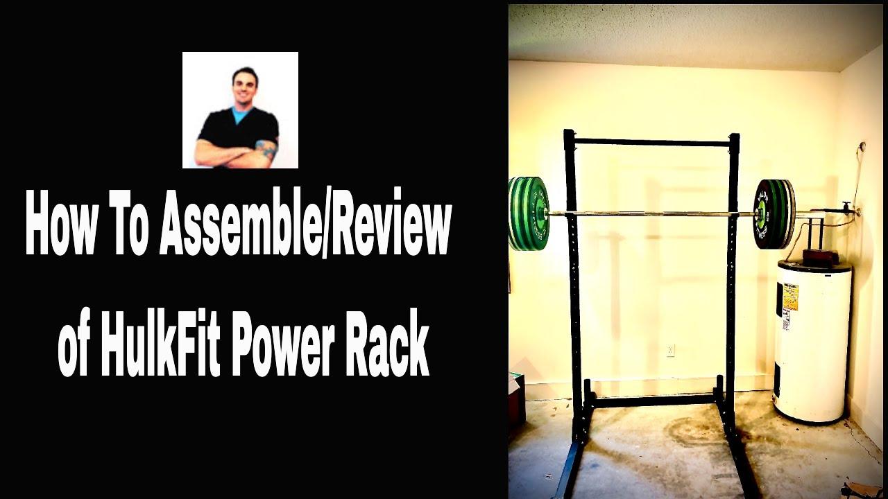 hulkfit power rack