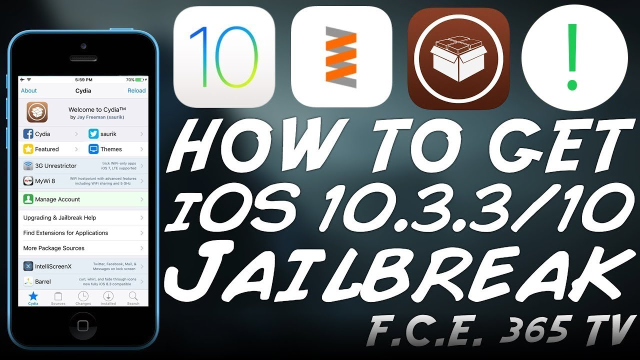 how to jailbreak iphone 5c ios 10 3 3 jailbreak released how to jailbreak iphone 5 1836