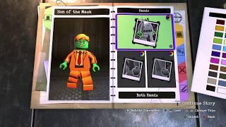 LEGO® DC Super-Villains - Son of the Mask