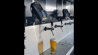 Pouring Pints Faster with Verifone and Drink Command