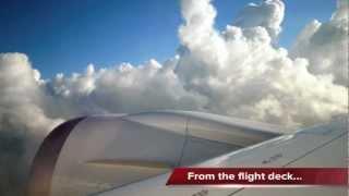 United Airlines Inaugural Boeing 787 Dreamliner flight: IAH-ORD 11/4/12 (N20904)