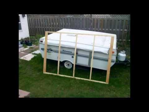 Comment fabriquer une serre pour vos tomates poivrons et concombres youtube - Fabriquer sa serre de jardin ...