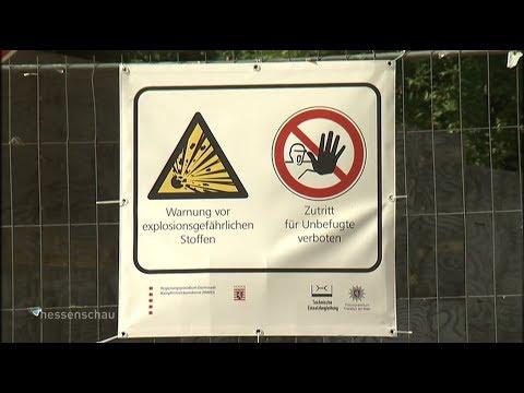 Frankfurt: Evakuationsvorbereitungen im Bürgerhospital