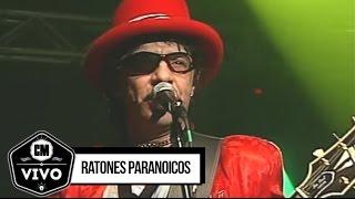 Ratones Paranoicos (En vivo) - Show Completo - CM Vivo 2008