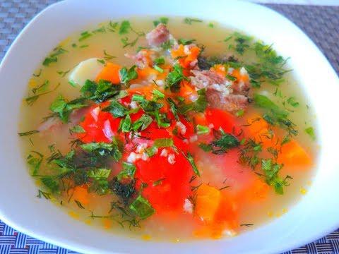 Постные супы — 91 рецепт с фото. Как приготовить постный суп?