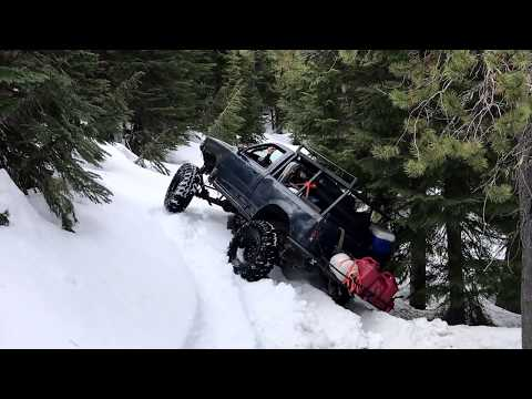 Spring Snow Wheeling - April 22nd & 23rd, 2017.
