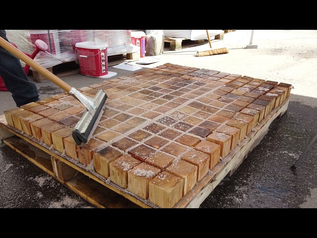HOW TO INSTALL ROMEX Easy Bucket & ProFlow Permeable Pavers™