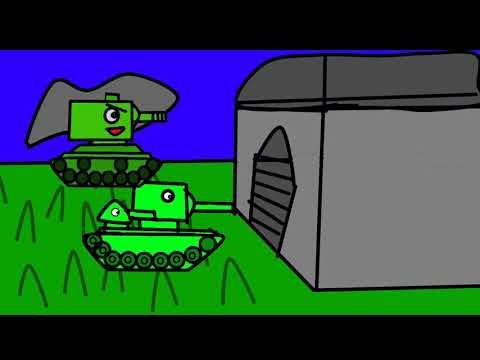Захват Ангара-мультики про танки