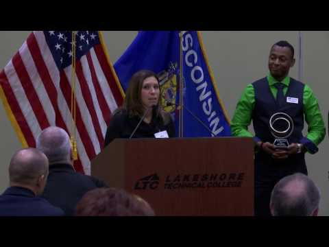 Sara Greenwood, Mishicot High School • 2017 TopTech Award Recipient
