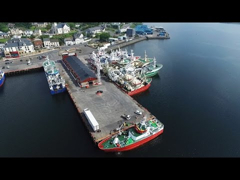 Killybegs Harbour  Donegal