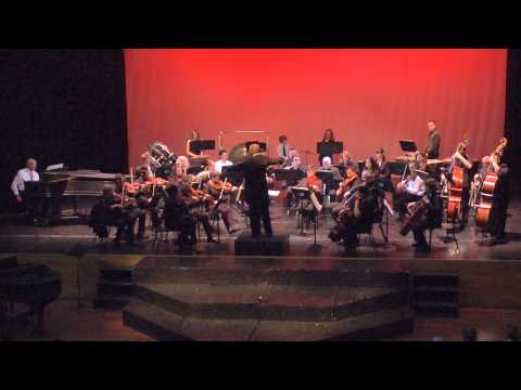 The Putney School: Winter Concert 2014—Putney Community Orchestra