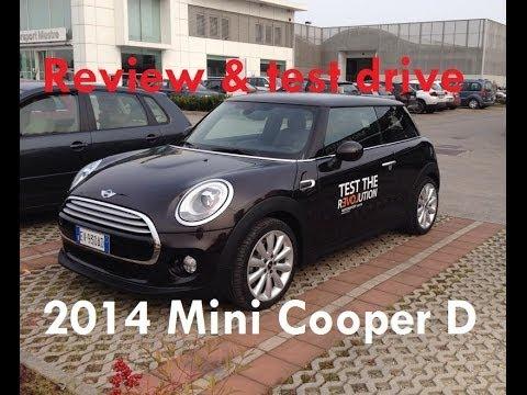 Review And Test Drive 2014 Mini Cooper D Prova Su Strada E