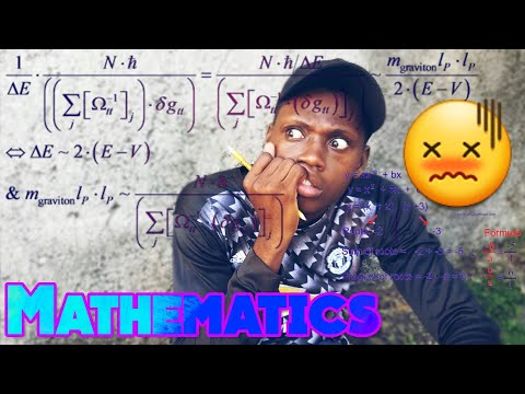 Mathematics [ Fry Irish Comedy ]