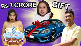 Buying 🔥₹1 CRORE🔥 Gift In 24 Hours Challenge | Expectation VS Reality | ShrutiArjunAnand