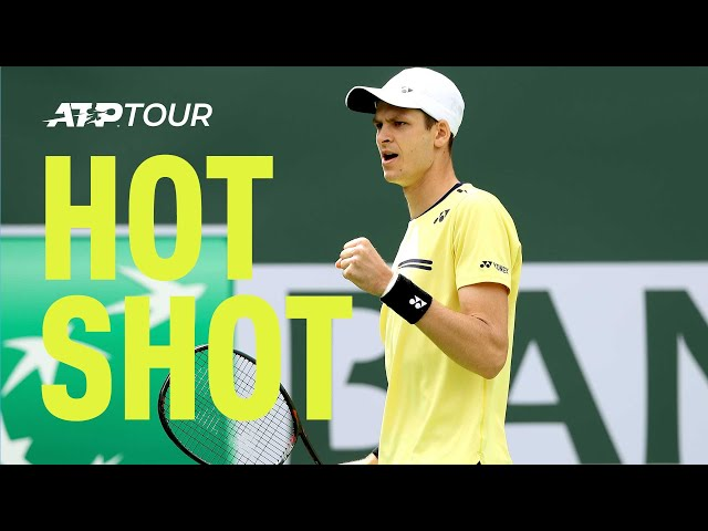 Hot Shot: Not Many Players Do This Against Federer Indian Wells 2019