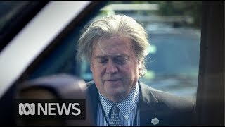 Interview reveals Steve Bannon's intentions for Europe  | ABC News