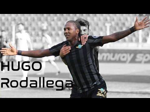 Hugo Rodallega - Akhisarspor 2015/2016 [Goals,Skills,Assist]ScouTR
