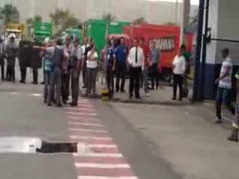 AMBEV DIADEMA QUE FALTA DE RESPEITO COM OS TRABALHADORES