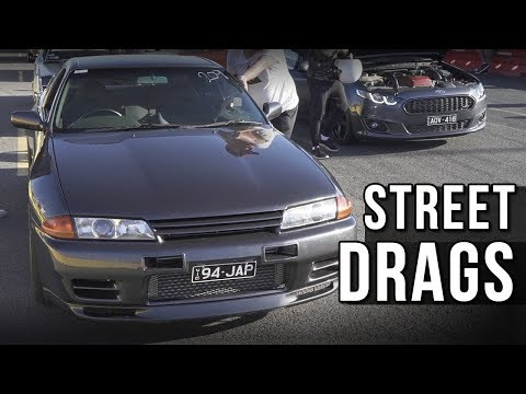 Off-Street Drags | Turbo 4, 6 & Rotary